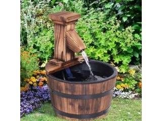 Water Feature - Water Pump Fountain