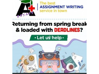 We Provide Academic Writing Services