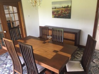 Second Hand Dining Table and 6 Chairs in Finsbury for Sale
