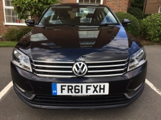 Used VW Passat TDI Bluemotion in London for Sale
